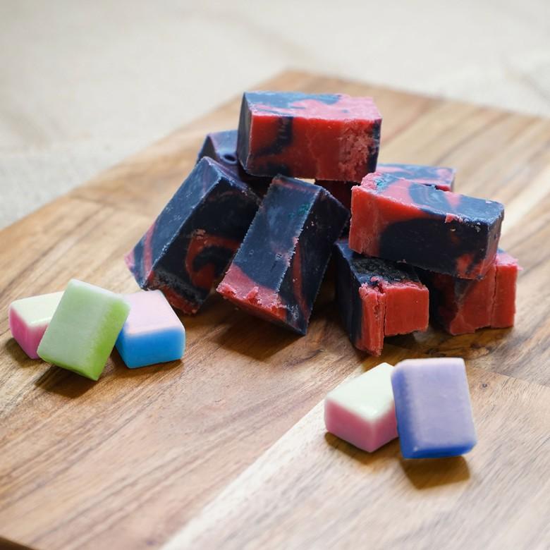 Bubble Gum Fudge