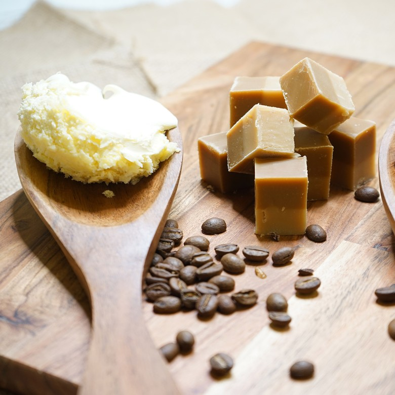 Coffee Cream Fudge