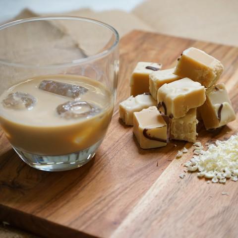 Luxury Irish Cream Fudge