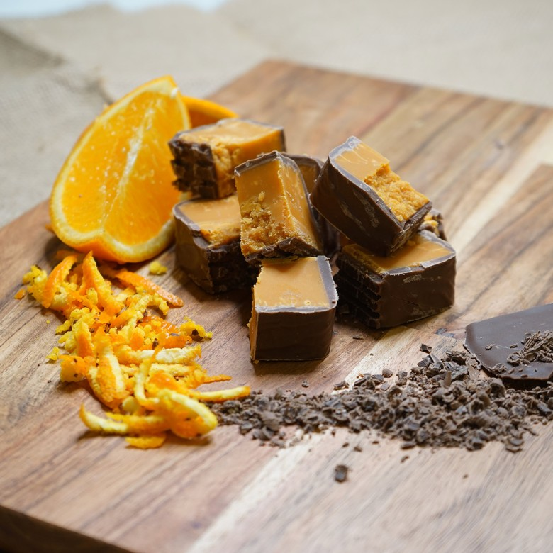 Orange Fudge