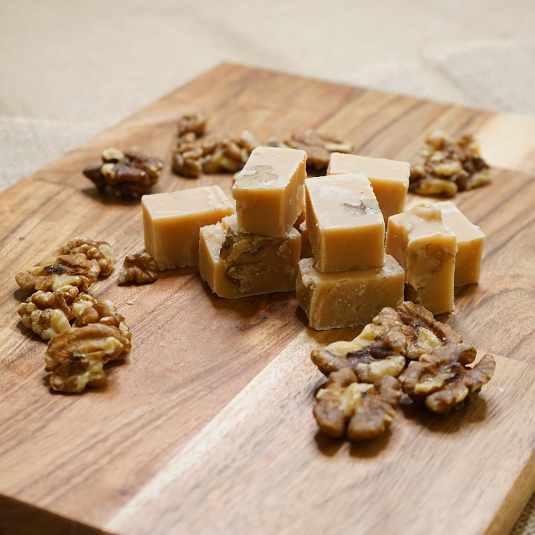 Walnut Fudge
