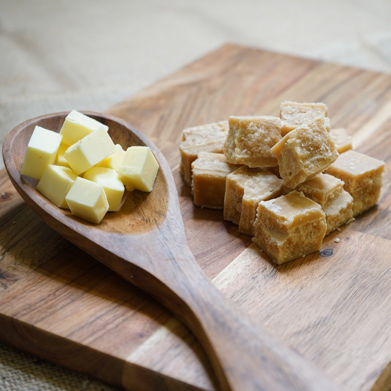 Yorkshire Crumble Fudge