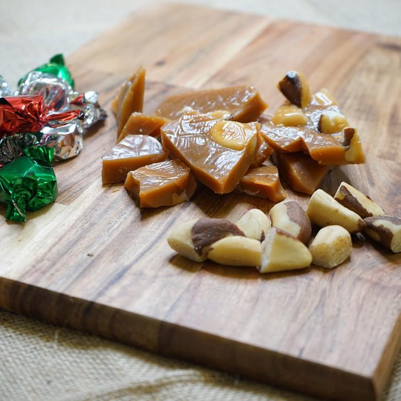 Brazil Nut Toffee