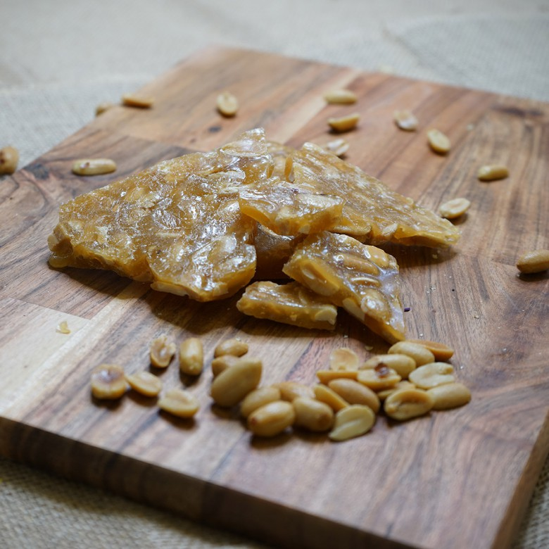 Peanut Brittle Toffee