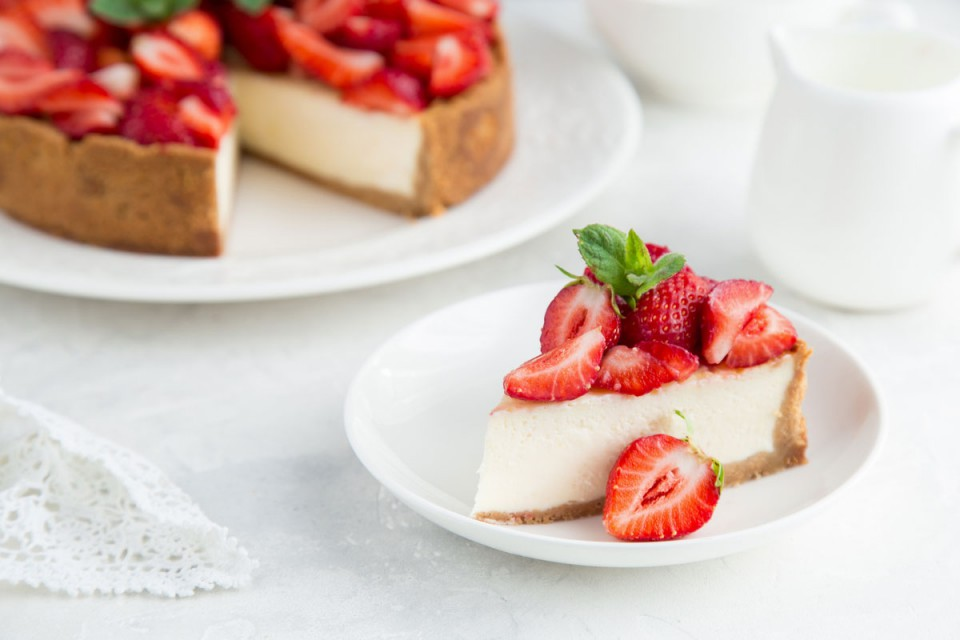 National Cheesecake Day 2018