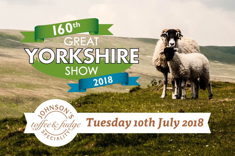 Johnson's Great Yorkshire Show 2018