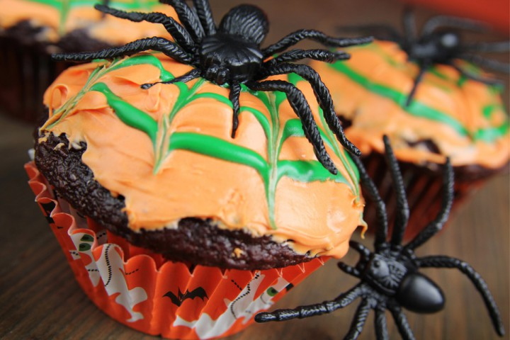 Halloween Spider Buns Recipe